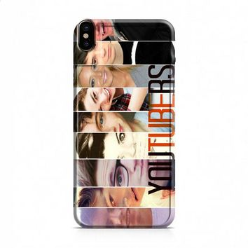 British Youtubers iPhone X case