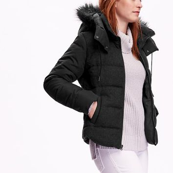 Old Navy Womens Frost Free Jacket