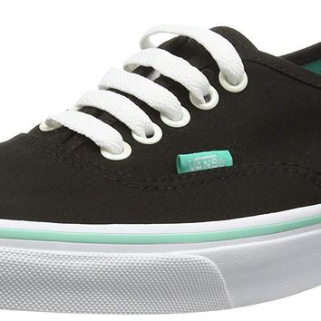 Vans Unisex Authentic (Iridescent Eyelets) Skate Shoe