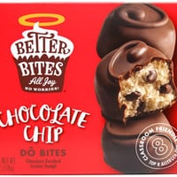 Chocolate Chip Do Bites by Better Bites – VeganEssentials Online Store