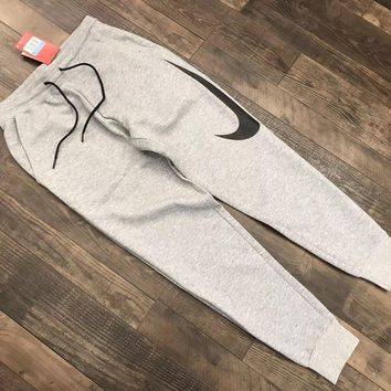 Nike Hybrid Swoosh Joggers Woman Men Fashion Pants Trousers Sweatpants-1