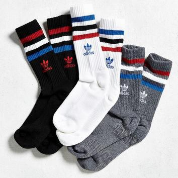 adidas Roller Crew Sock 3-Pack | Urban Outfitters