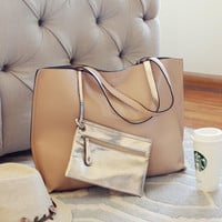 Heart of Gold Tote
