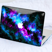 Bluedust MacBook Skin
