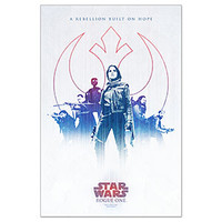 Star Wars Rogue One Art Print - Russell Walks