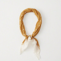 Womens Bandana Scarf | Womens Accessories | Abercrombie.com