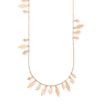 Kendra Scott - Blaine Necklace in Rose Gold