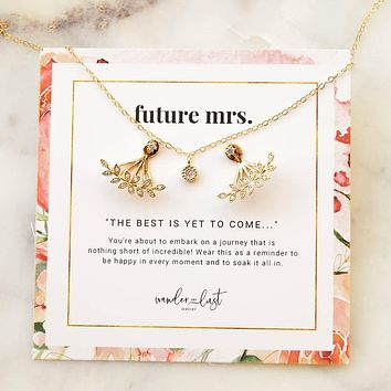 Deluxe Future Mrs Gift Set