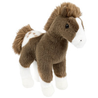 Warrior the Appaloosa Horse Soft Plush Toy