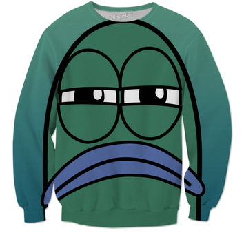 SPONGEBOB MEME SWEATER