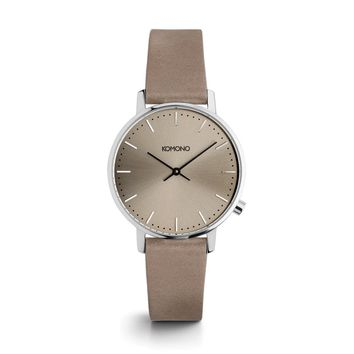 KOMONO Harlow Watch in Taupe