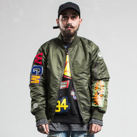 BAPE Shark M-1 Bomber Jacket