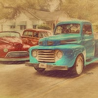 1950 Ford Truck Classic Cars - Homecoming
