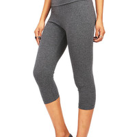 Capri Fit Yoga Pants