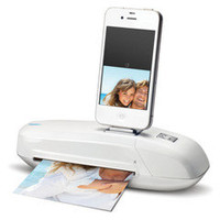 The Direct To iPhone/iPod Scanner - Hammacher Schlemmer