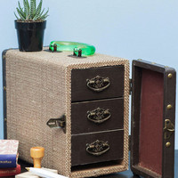 ModCloth Vintage Inspired Fest of Drawers Case