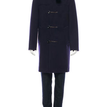 Marc Jacobs Felted Coat