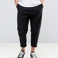 Only & Sons Wide Leg Cropped Pant at asos.com