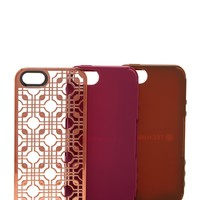 Tech Candy | Parquet 3-Piece iPhone 5/5S Phone Case | Nordstrom Rack