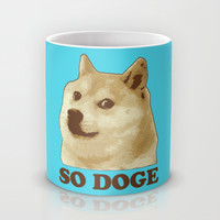 So Doge Mug by LookHUMAN