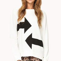 Standout Arrow Sweatshirt