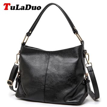 New Patchwork Hobo Bag Bolsas For Women Pu Leather Shoulder Bags Female Famous Designer Handbags Fashion Ladies Small Bag Casual
