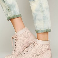 Free People Atlas Crochet Sneaker