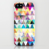 Mix #588 iPhone & iPod Case by Ornaart