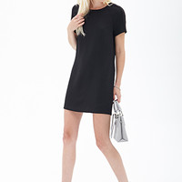 FOREVER 21 Seam-Stitched Shift Dress
