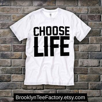 Mens supreme swag hipster hipsta please t-shirt choose life FRESH Homies Obey Disobey