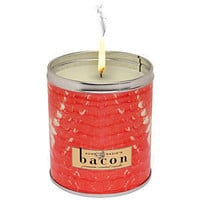 Sizzling Bacon Candles