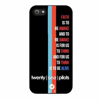 twenty one pilots car radio lyrics iphone 5 5s 4 4s 5c 6 6s plus