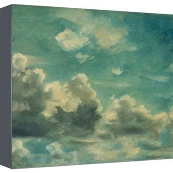 Study of Cumulus Clouds Giclee Print by John Constable at Art.com