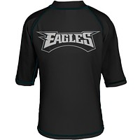 Philadelphia Eagles - Logo Rash Guard Juvy T-Shirt