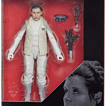 Princess Leia Organa Hoth Star Wars The Black Series 6 Inch Action Figure