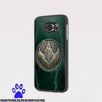 """B-Craft Green Ranger Dragonzord Coin  for iphone 4/4s/5/5s/5c/6/6+, Samsung S3/S4/S5/S6, iPad 2/3/4/Air/Mini, iPod 4/5, Samsung Note 3/4 Case """"005"""""""
