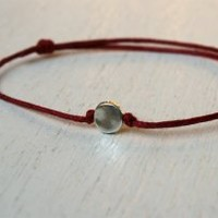 Little Circle Bracelet (24 colors to choose)