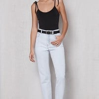 PacSun Sophie Blue Mom Jeans at PacSun.com