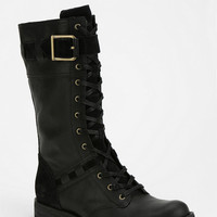 Urban Outfitters - Timberland Buckle-Wrap Mid-Rise Boot