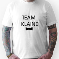 "You complete me"" Team Klaine T-Shirt Unisex T-Shirt"