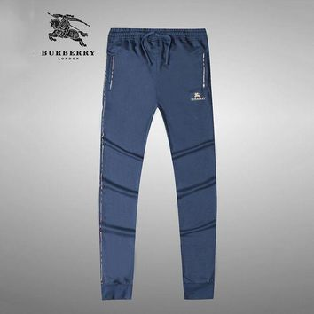 ONETOW Boys & Men Burberry Casual Pants Trousers