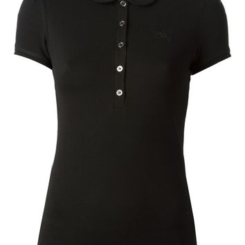 Burberry Brit checked placket polo shirt