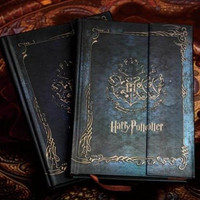 Harry Potter Notebook Diary Agenda Planner