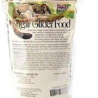 Pretty Pets Sugar Glider Small Animal Pellet Food 12 oz