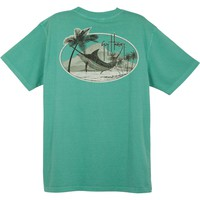 Guy Harvey Men's Island Sportfishing Vintage Tee