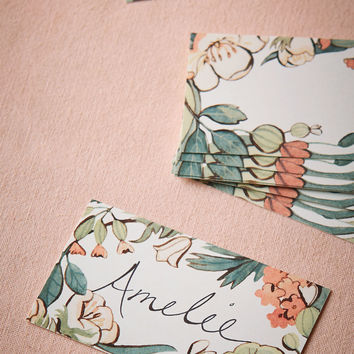 Illustrative Place Cards (25)