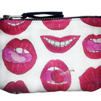 Sexy Lips Coin Purse