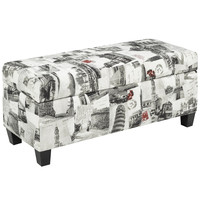 Storage Ottoman Photographic Print