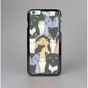 The Vintage Cat portrait Skin-Sert for the Apple iPhone 6 Skin-Sert Case