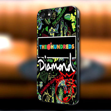 The Hundreds Diamond Supply Co iPhone case, Diamond Supply Samsung Galaxy s3/s4 case, iPhone 4/4s case, iPhone 5 case